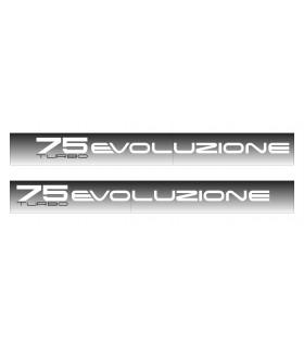 KIT ALFA 75 EVOLUZIONE TURBO