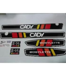 Kit Mobylette Cady E-14