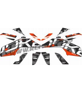 KIT PEGATINAS KTM DUKE 2017-2019