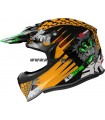 CASCO SHIRO MX-307 ALIEN NATION