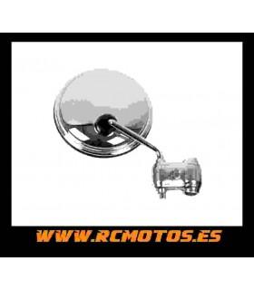 Espejo Vespa Bordon 105 mm cromado derecho